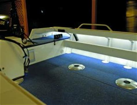 boat gunwale lights fishing monthly magazines a flash of brilliance