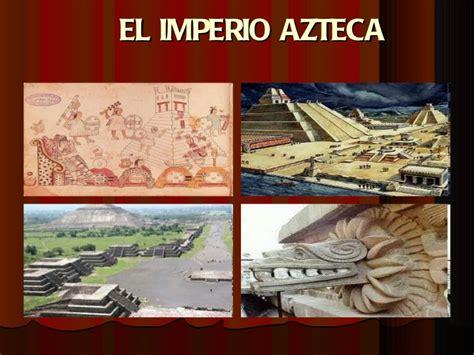 imagenes de los aztecas animadas el imperio azteca