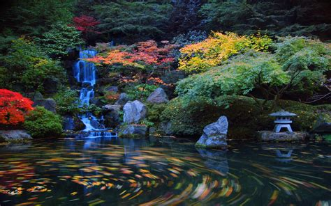 japanese garden desktop wallpaper wallpapersafari