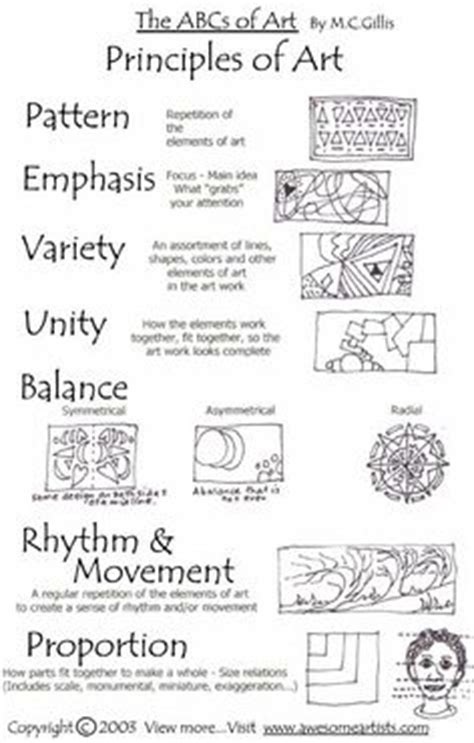 principles of art pattern exles 1000 ideas about principles of art on pinterest