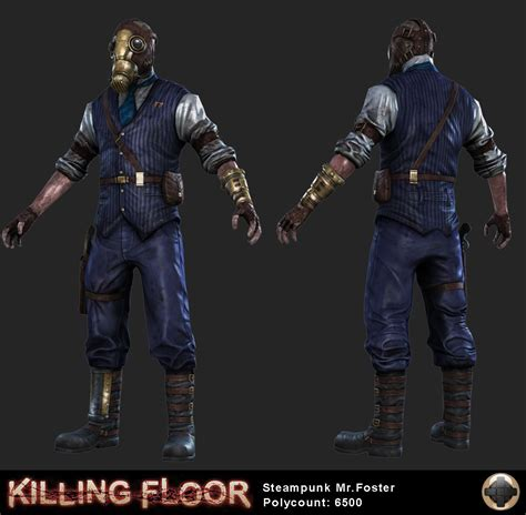 Killing Floor Ports some killing floor model ports gamebanana gt requests