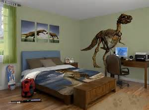 15 of the coolest dinosaur bedrooms