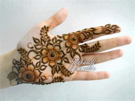 latest wedding mehndi designs 2018 for hands in pakistan