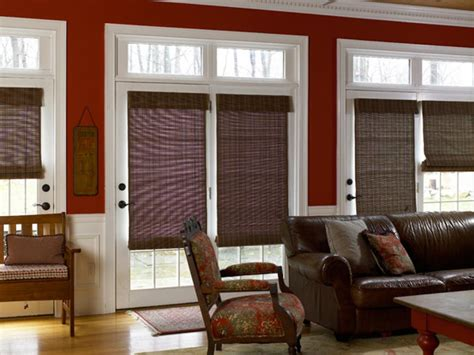 window treatment ideas for large living room window window treatment ideas hgtv