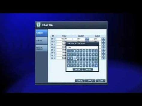 reset samsung dvr password c75300 videolike