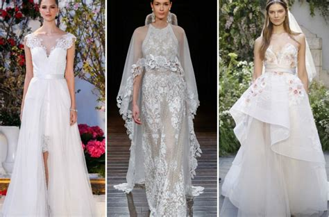 on cloud nine events top 14 wedding trends of 2014 6 designer wedding dresses best bridal gown trends from