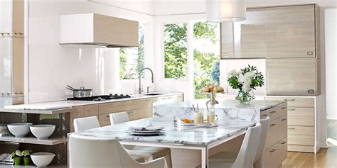 bright kitchen ideas airy and bright kitchen contemporary kitchen design