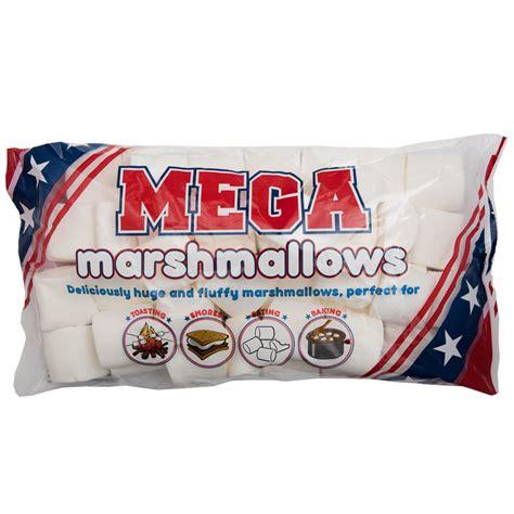 Marshmallow Mega mega marshmallows 700g confectionery