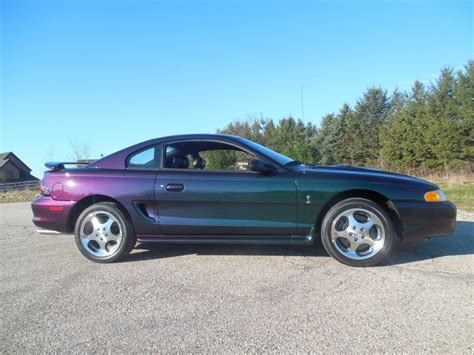1996 ford mustang for sale by owner in strathmere nj 08248 1996 ford mustang svt cobra for sale