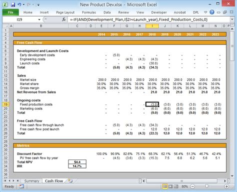 exle cash flow problems setting up your excel cash flow spreadsheet for easy