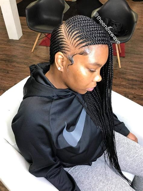 latest awesome ghana braids hairstyles fried dyed laid