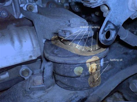 mazda rx8 motor mounts cracked engine mount pics rx8club