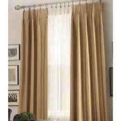 jcpenney pinch pleated drapes jcpenney supreme pinch pleat drapes soft gold 75 84 new