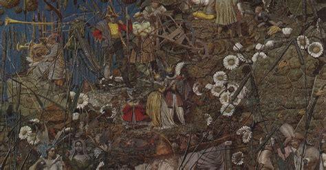 by the fairy fellers masterstroke richard dadd neil gaiman s journal the fairy feller s master stroke