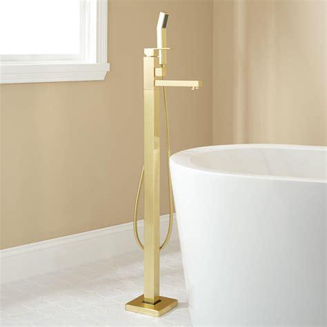 Bathtub Plumbing by Gothenburg Freestanding Tub Faucet Freestanding Tub