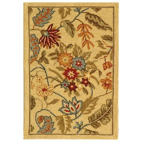 1 X 2 Ft Rug by Safavieh Chelsea Ivory 1 Ft 8 In X 2 Ft 6 In Area Rug