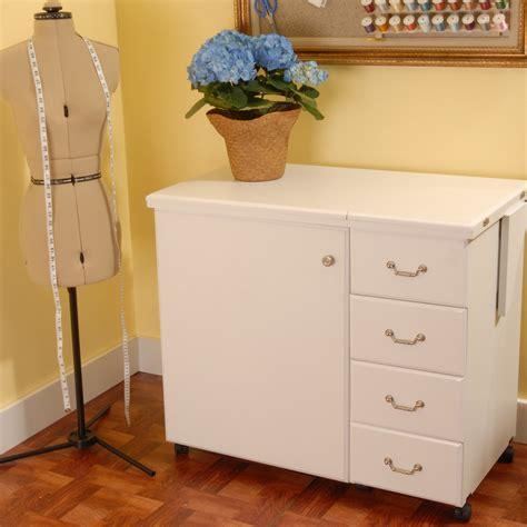 arrow marilyn sewing machine storage craft table desk