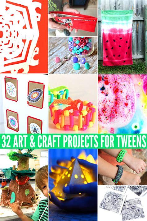 crafts for tweens cool arts and crafts for tweens