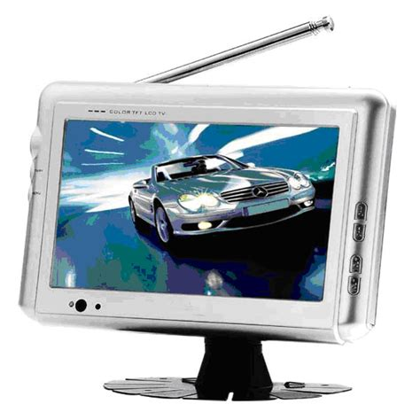 mobile 7 inch china 7 inch monitor with mobile digital analog tv