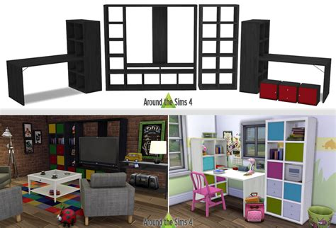cc furniture sims 4 around the sims 4 custom content download objects