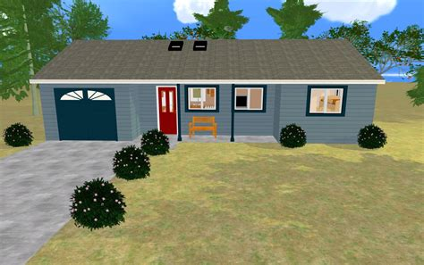 small two bedroom house the new improved a b see 2 bedroom small house plan