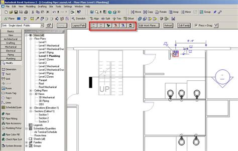 Plumbing In Revit by Revit Mep October 2006
