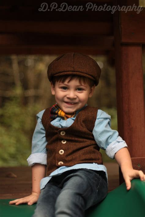 little boys first mundan items similar to toddler boy boys vest newsboy hat bow