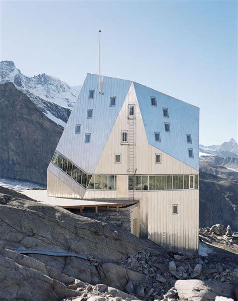monte rosa hutte neue monte rosa h 252 tte by bearth deplazes architekten