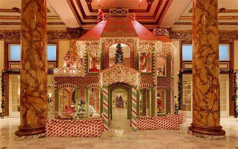 Gingerbread House Fairmont San Francisco by Sf 10 Haute Happenings You Don T Want To Miss