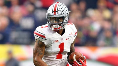 braxton miller tattoos report patriots like ohio state s braxton miller as