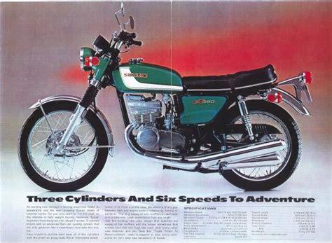 1972 Suzuki Gt380 Suzuki Gt380