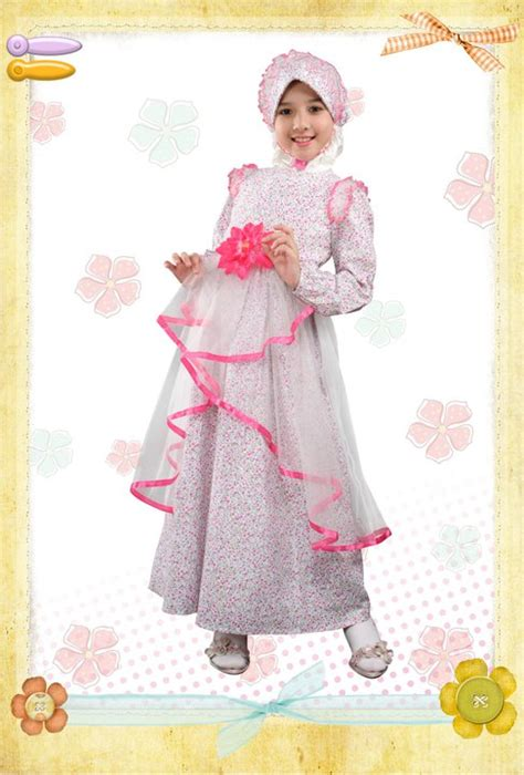 Princes Dress By Alila 5 Warna 4 be happy like a princess moslem dress