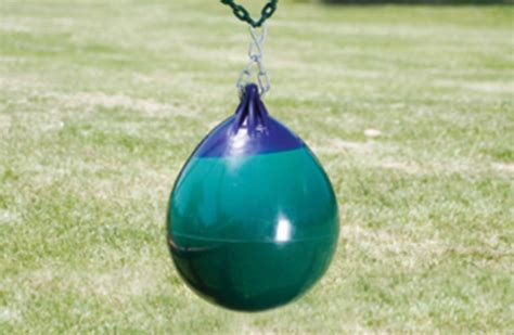 buoy swing buoy ball swing for play sets kid s creations