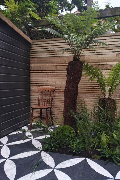 privacy london garden design