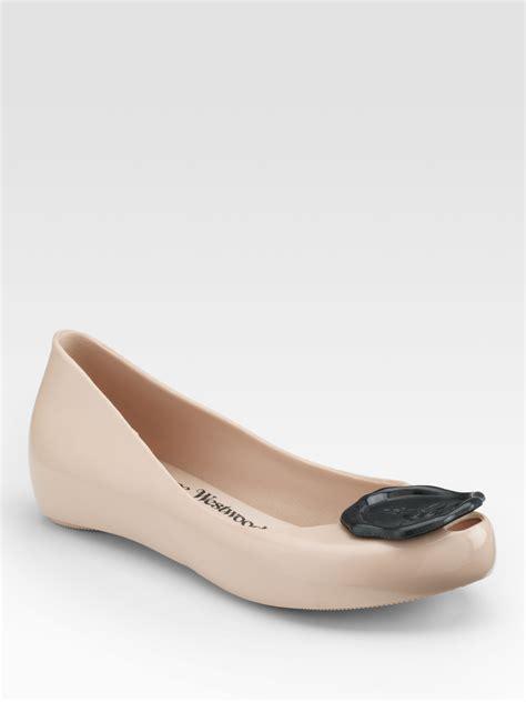vivienne westwood shoes flats lyst vivienne westwood anglomania ultragirl iv