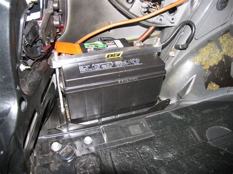audi a2 battery location vwvortex battery relocation