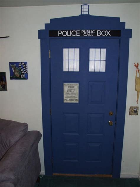 Tardis Room by Doctor Who Tardis Gadgetsin