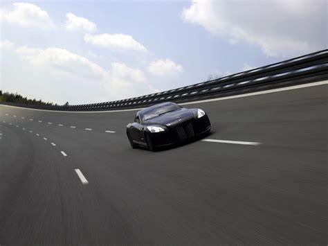 2005 maybach exelero concept review supercars net