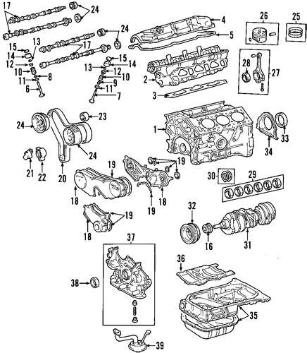2008 Toyota Parts Genuine Oem Mounts Parts For 2008 Toyota Highlander Hybrid