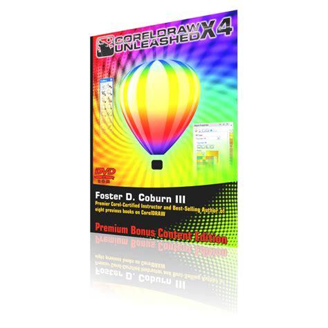 corel draw x4 book coreldraw unleashed multimedia training books coreldraw