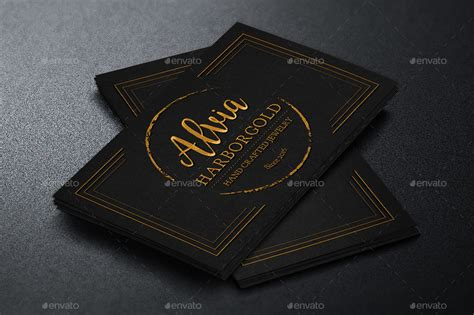 jewelry business card templates jewelry shop business card template by godserv2 graphicriver