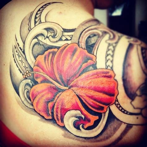 samoan hibiscus tattoo designs 1000 images about maori tattoos on