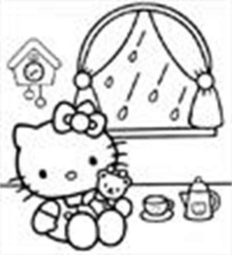 hello kitty tea party coloring pages hello kitty coloring pages