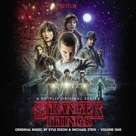 bioskopkeren stranger things season 1 stranger things season 1 vol 1 2lp musik cdon com