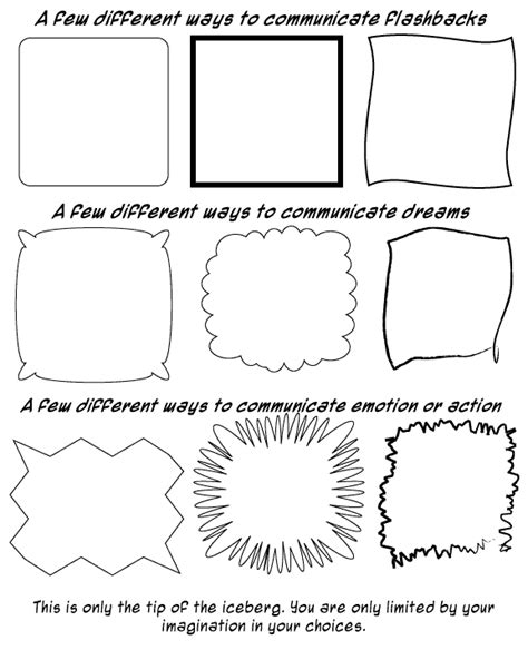 graphic novel template printable just create comic book and graphic novel panels