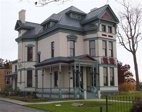 whaley house flint flint mi whaley historical house museum downtown flint photo picture image