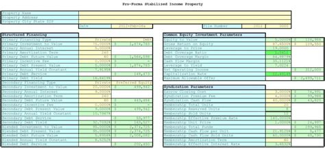 Real Estate Spreadsheet by Real Estate Spreadsheet Templates Haisume