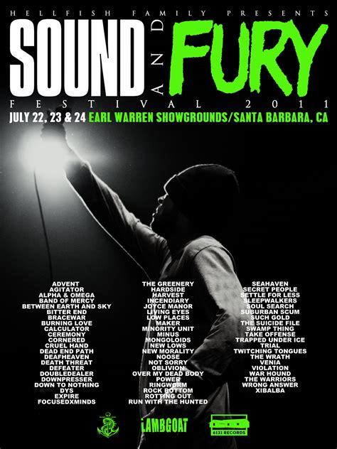 Sound And Fury sound and fury festival