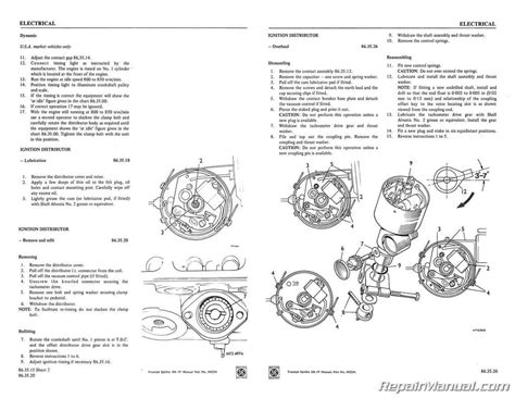 car service manuals pdf 1997 toyota rav4 transmission control triumph spitfire mk iv workshop manual 1971 1974