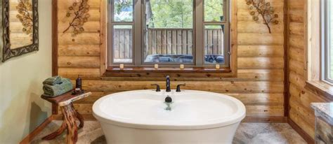 eureka springs cottages with tubs luxury cabins in eureka springs tub units lake